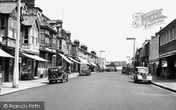 Woolston, Victoria Road c.1955