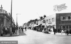 Woolston, Victoria Road c.1960