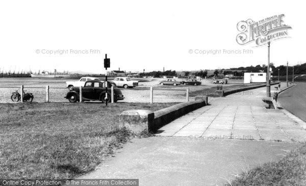 Photo of Woolston, Weston Shore c.1965