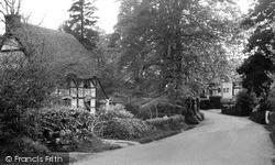 Woolstone, Village c.1960
