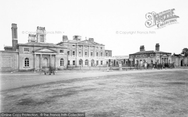 Photo of Woolverstone, Wolverstone Hall c.1955
