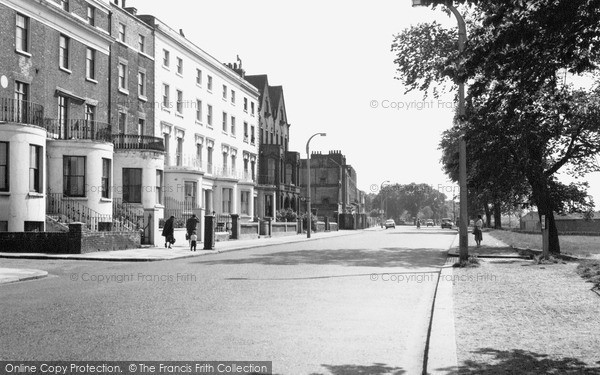 Woolwich, Common 1962