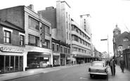 Woolwich, Powis Street c1965