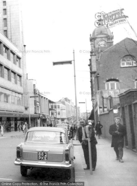 Photo of Woolwich, Powis Street, Parking Meter c.1965