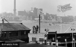 Woolwich, Tate & Lyle Sugar Factory, Silvertown 1962