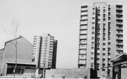 Woolwich, the Flats c1960