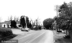 Woore, Main Road c.1965