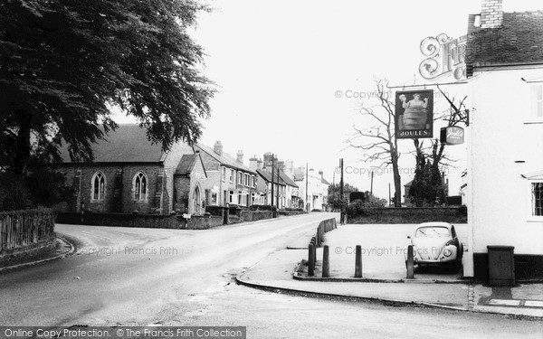 Photo of Woore, Nantwich Road c.1965