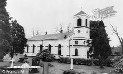 Woore, St Leonard's Church c.1965
