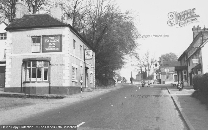 Photo of Woore, The Falcon Inn c.1965