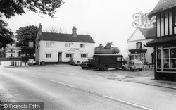 Woore, The Square c.1965