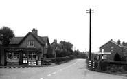 Wootton Bassett, Bath Road c1950