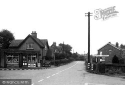 Wootton Bassett, Bath Road c.1950