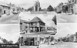 Wootton Bassett, Composite c.1965