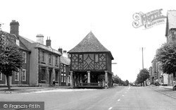 Wootton Bassett, High Street And The Town Hall c.1965