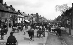Wootton Bassett, Market c.1910