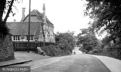 Wootton Bassett, Station Road c.1955