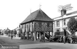 Wootton Bassett, The Town Hall c.1950