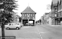 Wootton Bassett, The Town Hall c.1965