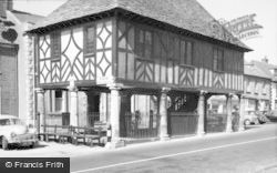 Wootton Bassett, Town Hall 1959