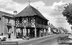 Wootton Bassett, Town Hall c.1965