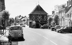 Wootton Bassett, Town Hall, High Street c.1965