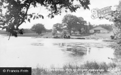 Wootton Bridge, c.1955