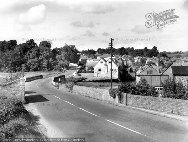 Photo of Wootton Bridge, c.1960