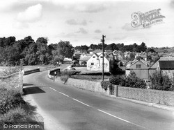Wootton Bridge, c.1960