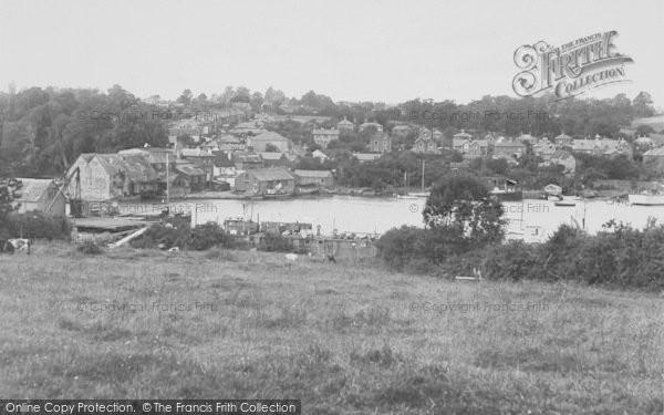 Photo of Wootton Bridge, General View c.1955