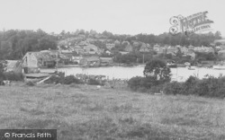 Wootton Bridge, General View c.1955