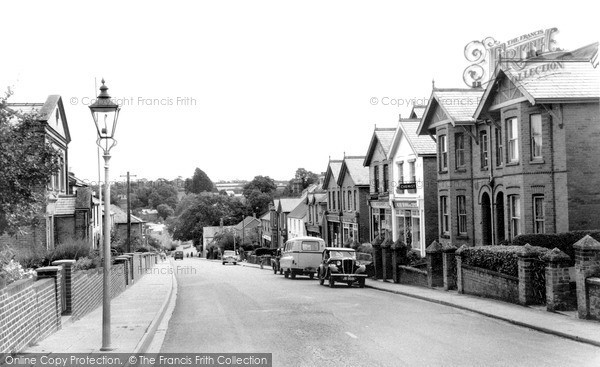 Photo of Wootton Bridge, High Street c.1960
