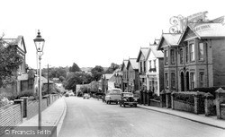 Wootton Bridge, High Street c.1960