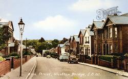 High Street c.1960, Wootton Bridge