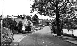 Wootton Bridge, The Bridge c.1955