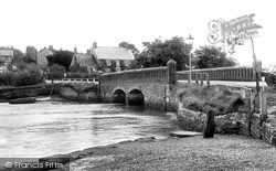 Wootton Bridge, The Bridge c.1960