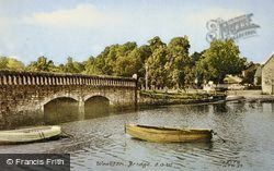 The Bridge c.1960, Wootton Bridge