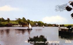 The Creek c.1960, Wootton Bridge