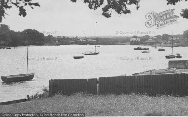 Photo of Wootton Bridge, The River c.1960