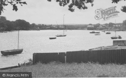 Wootton Bridge, The River c.1960
