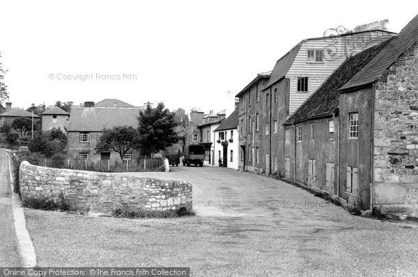 Photo of Wootton Bridge, Village 1950