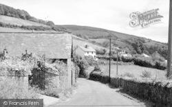 Wootton Courtenay, c.1955
