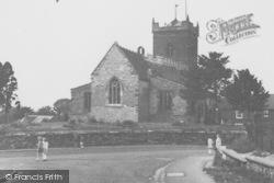 Wootton, The Church c.1965