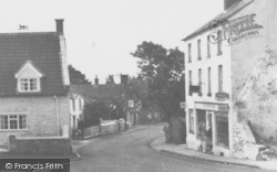 Wootton, The Shop c.1965