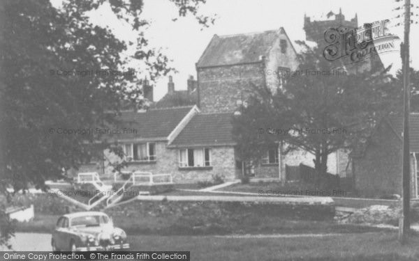 Photo of Wootton, The Village c.1965