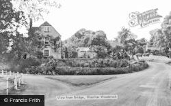 View From Bridge c.1939, Wootton