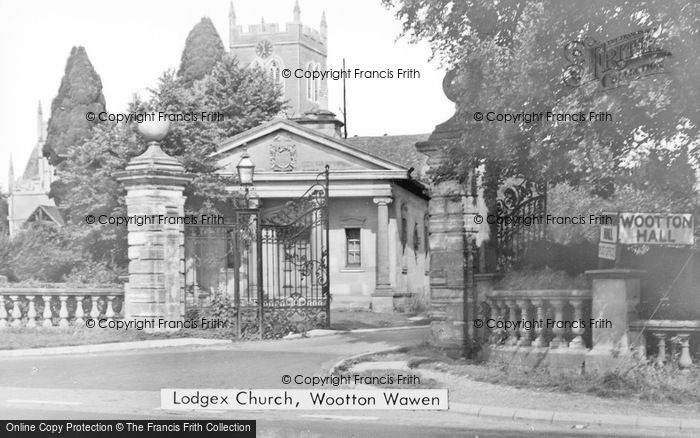 Photo of Wootton Wawen, Lodge Church c.1939