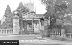 Wootton Wawen, Lodge Church c.1939