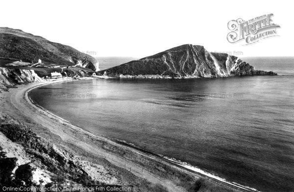 Photo of Worbarrow, Bay c.1930