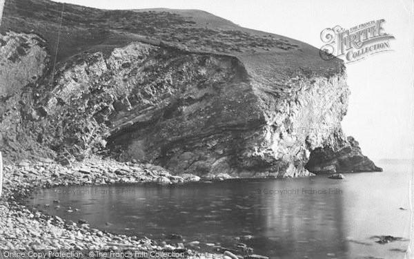 Photo of Worbarrow, Trout c.1875